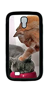 TUTU158600 Customized Dual-Protective case for samsung galaxy s4 for girls - Animals Wallpaper Wild
