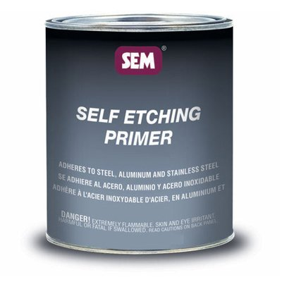 SEM 39691 VOC Green Self Etching Primer - 1 Gallon