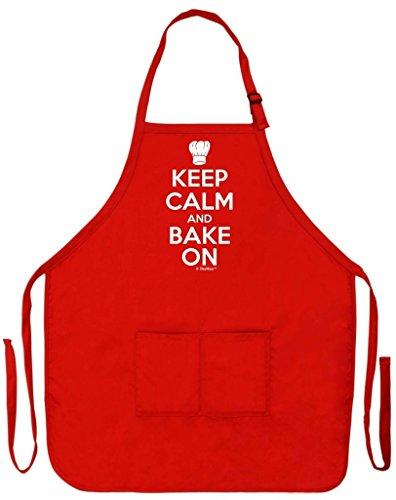 Funny Apron Kitchen Baking Pocket