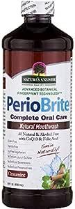 PerioBrite Cinnamint Mouthwash 16 fl oz, 480 mL