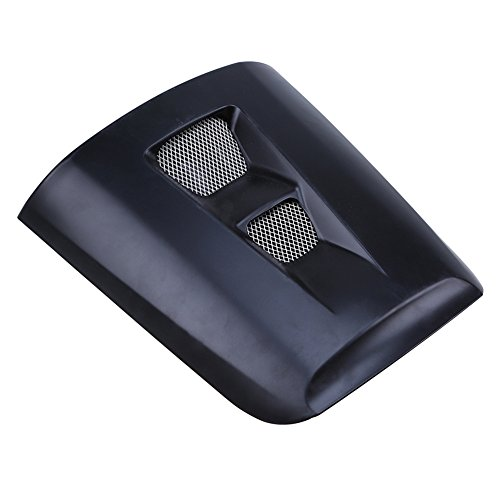 Possbay Motorcycle Rear Seat Cowl Cover: