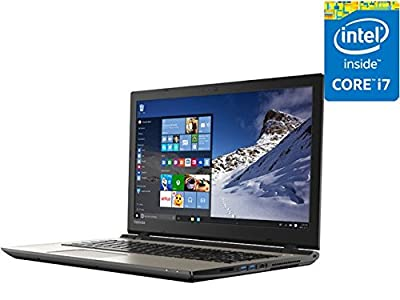 TOSHIBA Satellite S55T-C5370-4k Gaming Laptop 6th Generation Intel Core i7 6500U (2.50 GHz) 16 GB Memory 1 TB HDD NVIDIA GeForce GTX 950M 4 GB GDDR3 15.6'' 4K Touchscreen Windows 10 Home