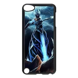iPod Touch 5 Case Black Defense Of The Ancients Dota 2 RAZOR 005 LQ7453723