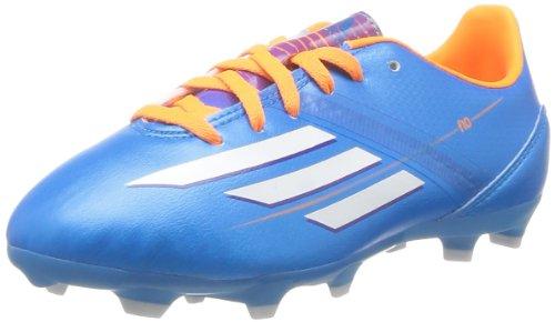 adidas Performance F10 TRX FG J G65352 Jungen Fußballschuhe Blau (Blesol/Blanc/Solzes)