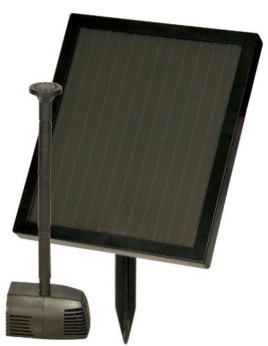 Hozelock Solar Fountain Pump 79 GPH (300 Litres)