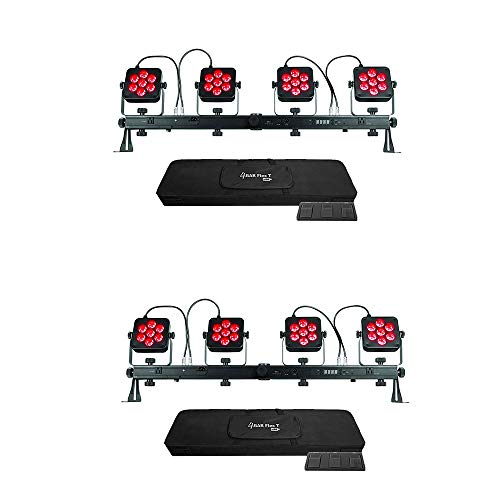 Chauvet 4Bar Led Lighting System in US - 6