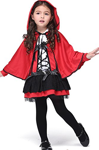 Littl (Red Riding Hood Costume Ideas)