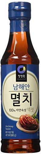 korean anchovy sauce - 4