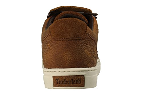 BROWN SHOE TIMBERLAND volume moyen quotidien A1IK3 41 Marron