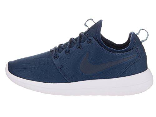 Nike Damen W Roshe Two Turnschuhe Midnight Navy / Midnight