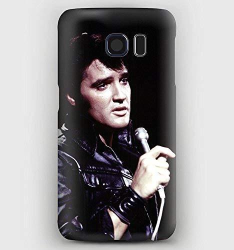 Cover Samsung S5, S6, S7, S8,S9, A3, A5, A7,A8, J3,J5, Note 4,5,8,9 The king Elvis Presley