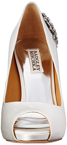 Badgley Mischka Women's Royal Dress Pump White sale 2014 new latest for sale clearance tumblr sTRxa5UO