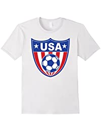 USA Soccer T-Shirt | Soft Touch