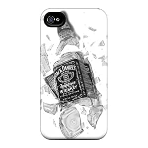 New J D Bottle Cases Covers, Anti-scratch CaroleSignorile Phone Cases For Iphone 6