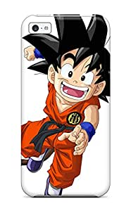 New Style Hot Case Cover Protector For Iphone 5c- Kid Goku 4252092K87873185
