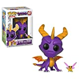 Toys : Funko Pop! & Buddy: Spyro The Dragon - Spyro & Sparx, Multicolor