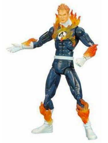 Marvel Legends Icons Series - Human Torch - Marvel Legends Icon Series