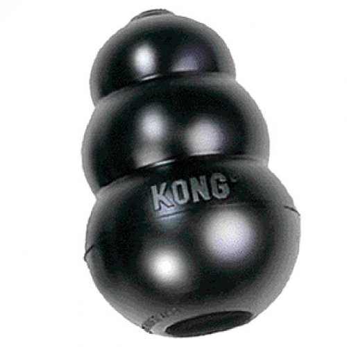 King Xtreme Kong Chew/Toy For Dogs – 13.75″ X 6.75″ X 49″ – Black, My Pet Supplies