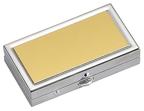 Pill Box#Gold Silver (The Birth Of Korean Cool)