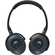 JVC HANC250 Noise Cancelling Headphones – Black