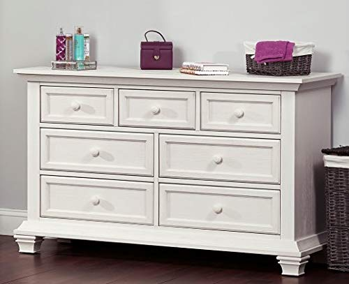 Oxford Baby Cottage Cove 7 Drawer Dresser