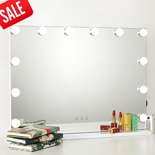 ICREAT Hollywood Cosmetic Frameless Tabletop
