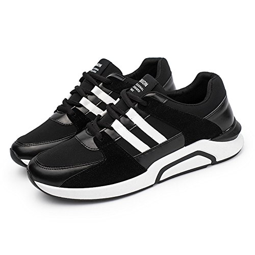 Scarpe Green Nere Delamode Trainers Da Light Casual Ginnastica Men Running Spring qtrxA8t