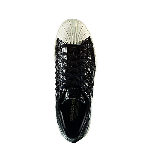adidas Originals Superstar 80s W, core black/core black/off white core black-core black-off white (BB2055)