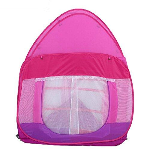 Kids Outdoor Indoor Fun Play Big Tent pop up Playhouse-no ba