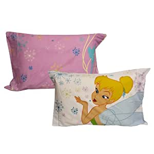 Disney Fairies Pixie Power Standard Reversible Pillowcase