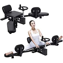 Leg Stretching Machine,Steel Frame Leg Stretcher Leg Stretch Training Supplies Leg Splitter Gym Gear Fitness Equipment