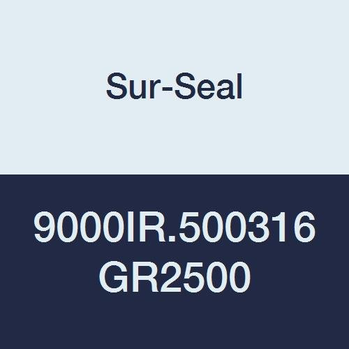 Sur-Seal Inc 1//2 Pipe Size x 2500# Class Flange x 316SS//Flexible Graphite Teadit 9000IR.500316GR2500 Spiral Wound Gasket with 316SS Inner Ring