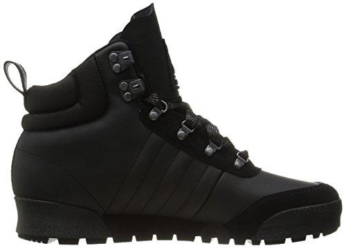 Adidas Originals Jake Boot 2.0 monopatín zapato, Negro / negro / negro, 7 M US Black/Black/Black