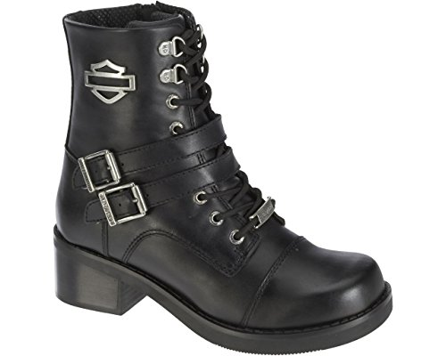 Harley Combat Boots - 8