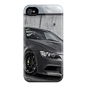 Defender Cases For Case Iphone 4/4S Cover , Active Autowerke Bmw M3 Coupe Pattern