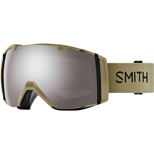 Smith IO Ski Goggle (AUSTIN AC, CHROMAPOP SUN PLATINUM MIRROR) by Smith Optics