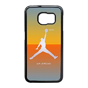 Cool Design Case For Samsung Galaxy S6 Edge Jordan Logo Phone Case