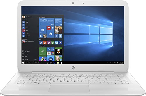 HP Stream 14 Celeron 14 inch SVA eMMC White