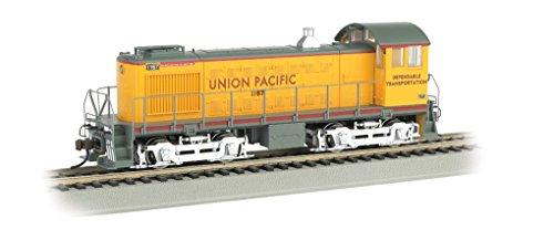 Dcc Union (Bachmann ALCO S4  DCC Sound Value Equipped Diesel Locomotive - UNION PACIFIC #1167 - Dependable Transportation (HO Scale))