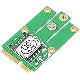 USB to Mpcie M.2 NGFF Key B to Mini PCI-E Adapter w/SIM Card for CDMA GPS LTE