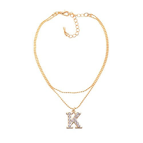 Initial Charm Anklet - 6