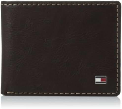 Tommy Hilfiger Men's Logan Passcase Wallet