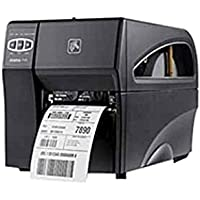 Zebra ZT220 Direct Thermal/Thermal Transfer Printer - Monochrome - Desktop - Label Print - 4.09 Print Width - 6 in/s Mono - 203 dpi - 128 MB - USB - Serial - Ethernet - (Certified Refurbished)