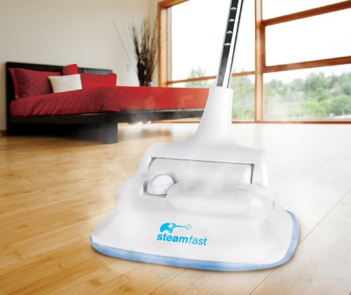 047171142009 - SteamFast SF-142 Multi-Surface Steam Mop carousel main 1
