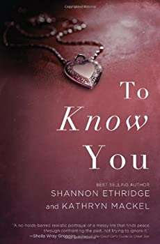 To Know You 1401688667 Book Cover