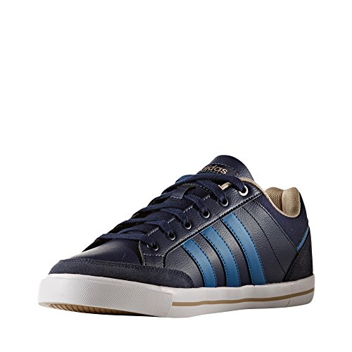 adidas Herren Cacity Turnschuhe, Braun blau