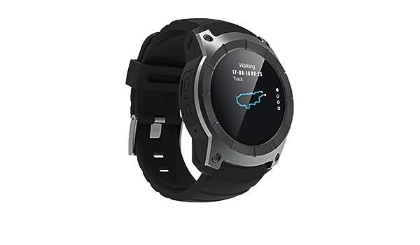 S958 Bluetooth Smart Watch Fitness Tracker Pulsómetro Reloj ...