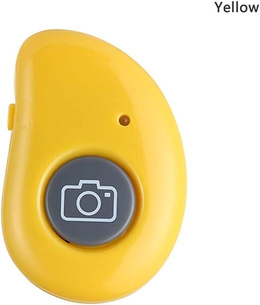 BYBYCD Universal Mini Wireless Bluetooth Shutter Release Remote Control Selfie Shutter Button Smartphone Camera Shutter Controller