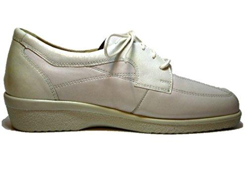 Ganter , Chaussures de ville à lacets pour femme Blanc White 36