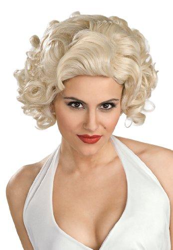 Marilyn Monroe Wig Costume Accessory